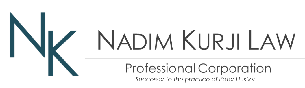 Nadim Kurji Law Professional Corporation